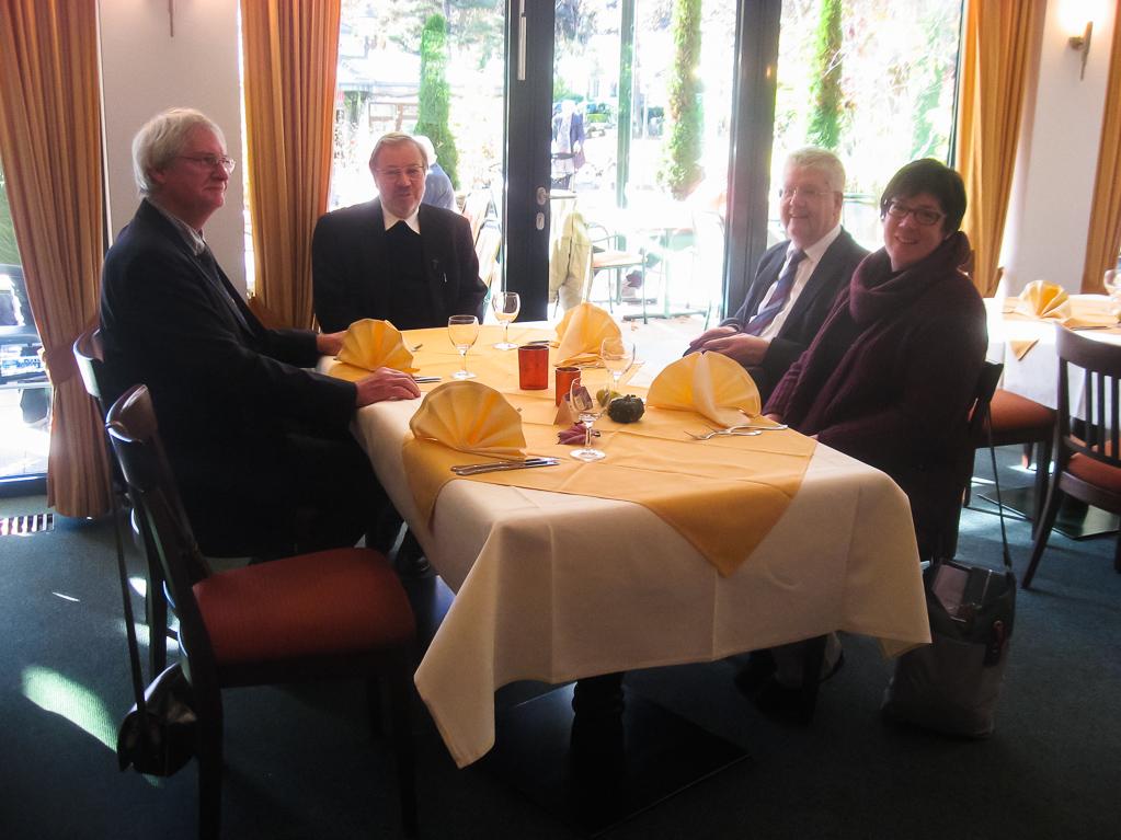 Mittagstisch in Gemünd