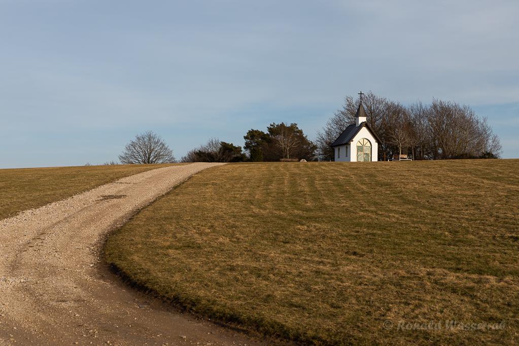 Weg zur Kottenborner Kapelle