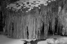 Eisstrukturen im Kallbach