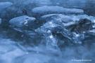 Ötzi im Eis
