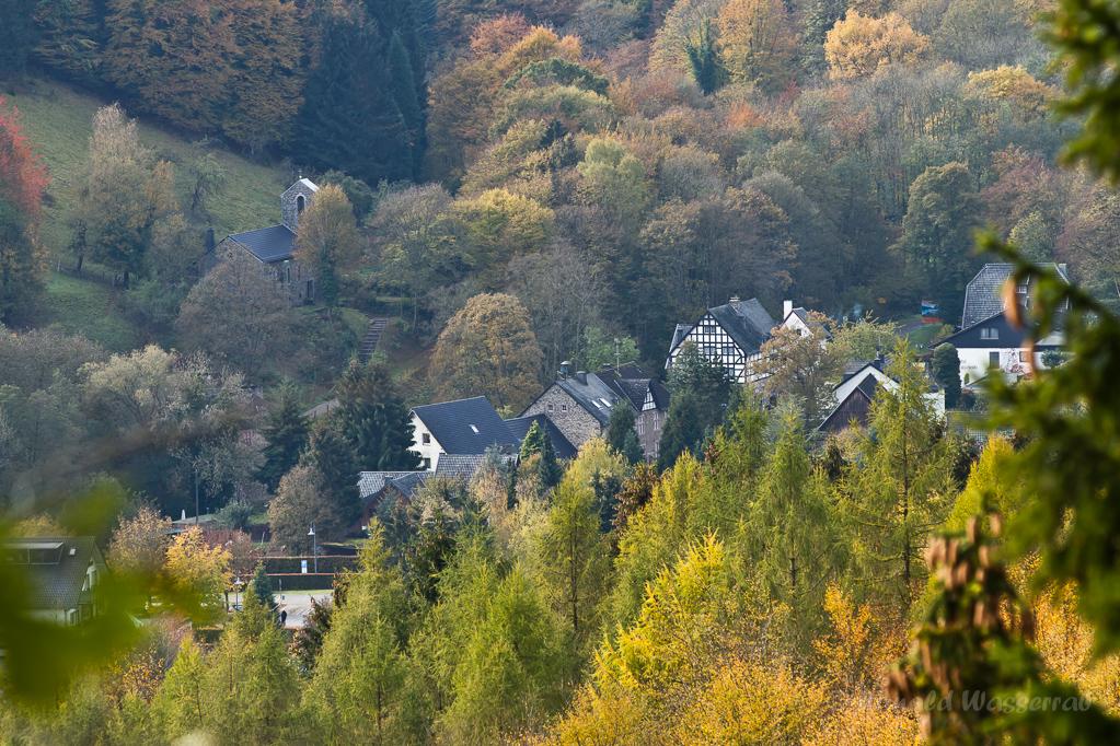 Simonskall im Herbst