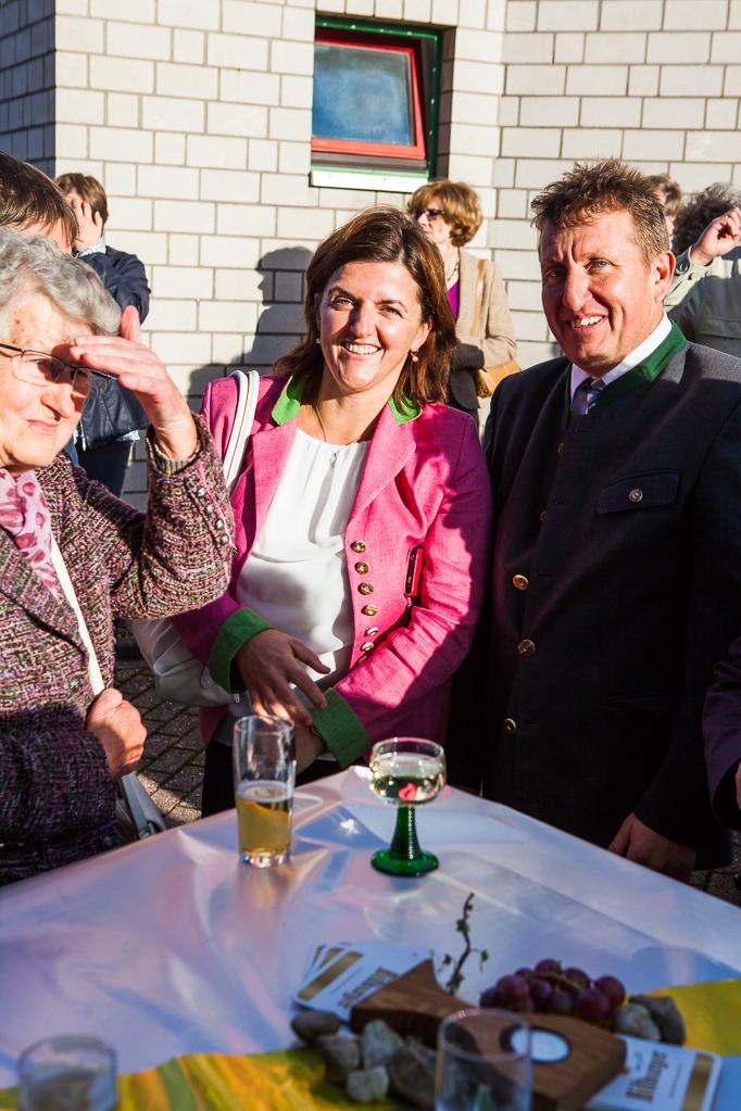 Maria und Thomas Moser vom Madlstatthof in Thierbach/Tirol