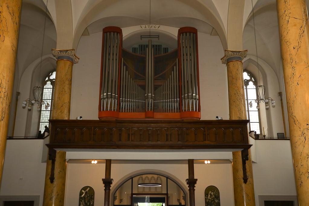 Orgelansicht 2233
