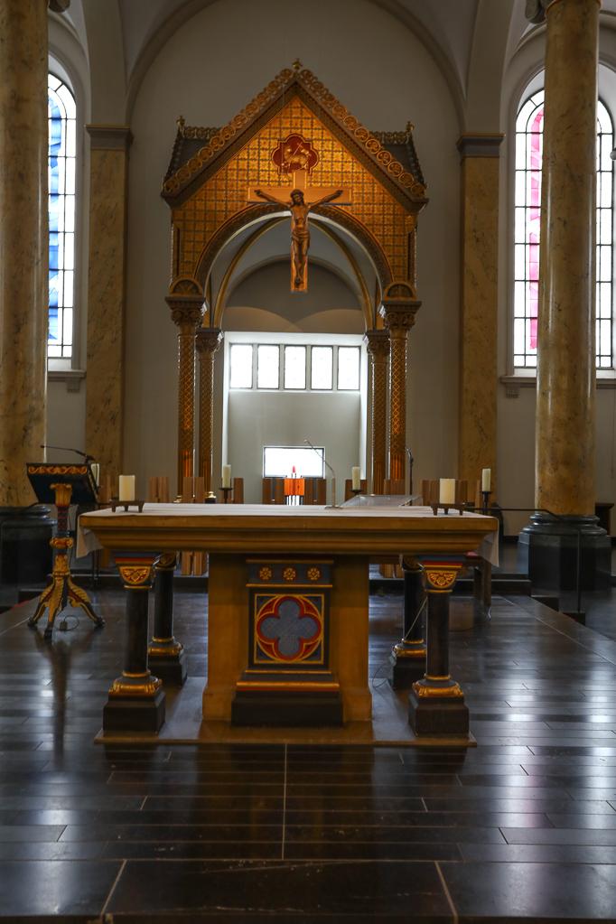 Altar von St. Dionysius 2235