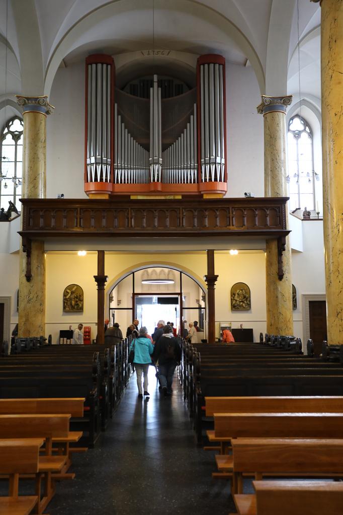 Orgelansicht 2238
