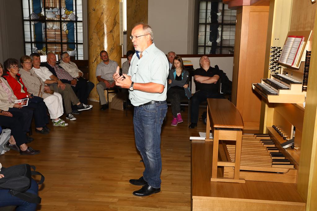 Orgelführung mit Andreas Cavelius 2242