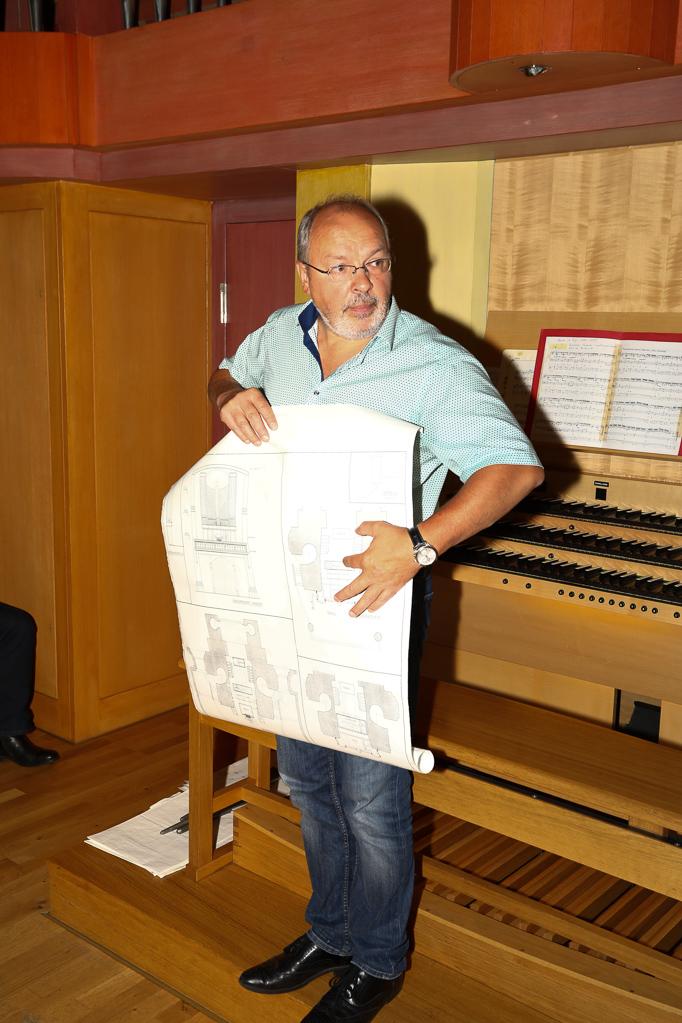 Orgelführung mit Andreas Cavelius 2244