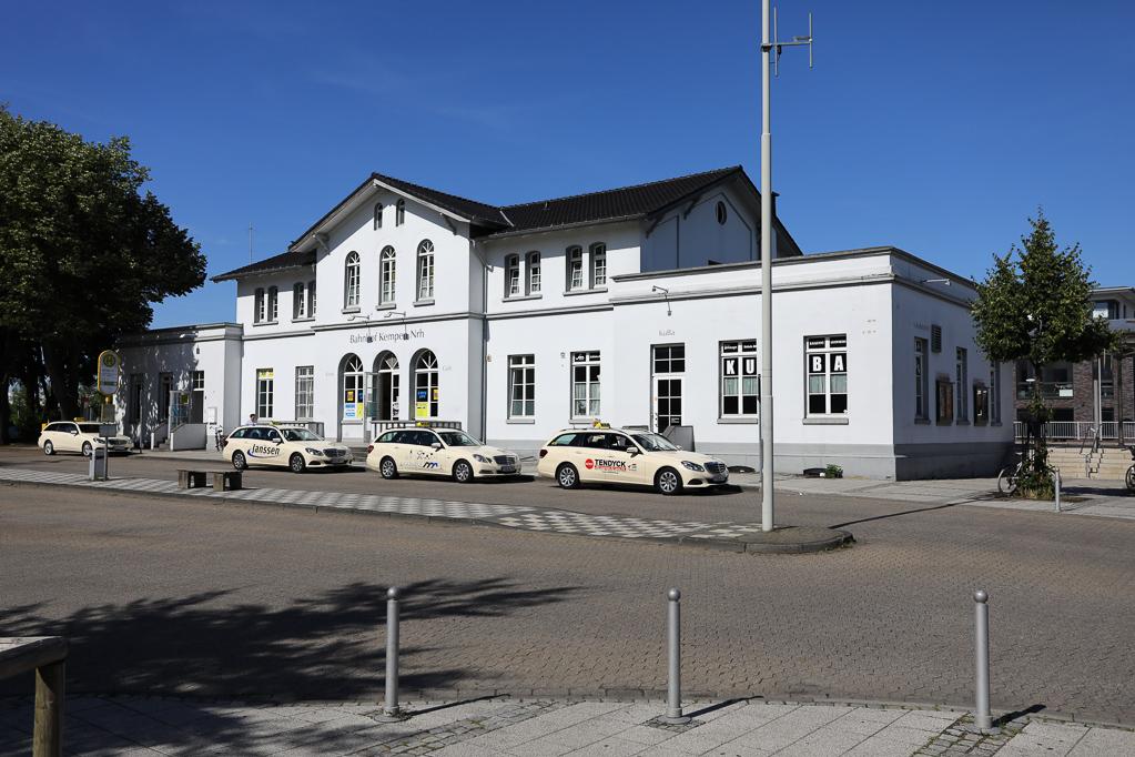 Bahnhof Kempen 2414