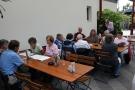 Mittagessen im Nord-Bahnhof Krefeld 2275