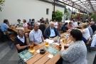 Mittagessen im Nord-Bahnhof Krefeld 2284