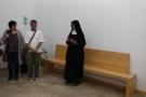 Begrüßung durch Schwester Mirjam OSB 2293