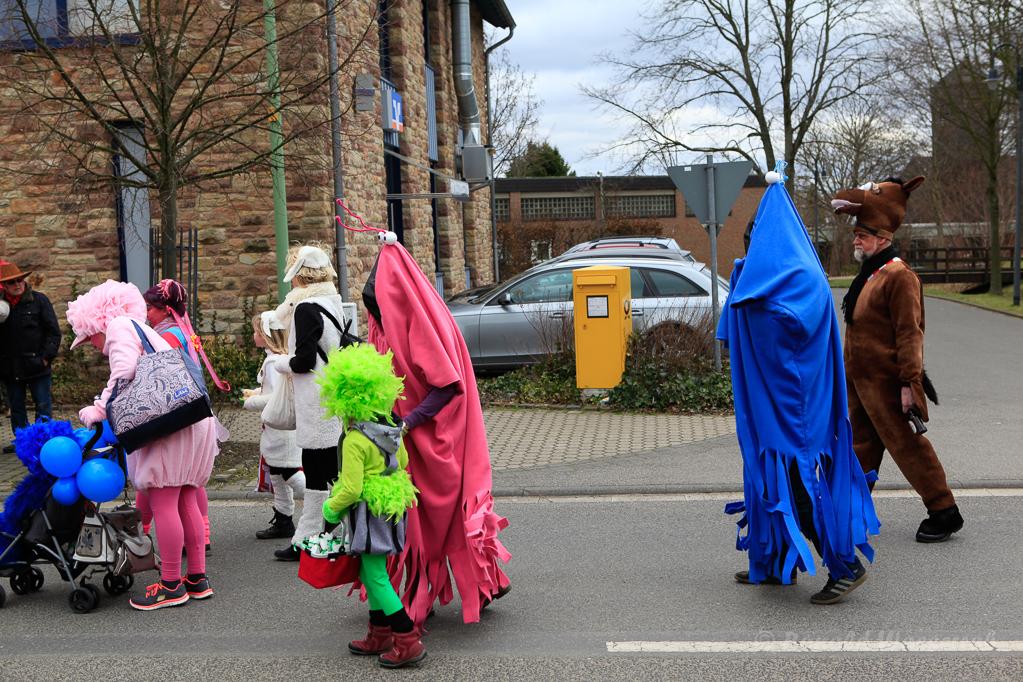 Burkas oder Sesamstrasse?