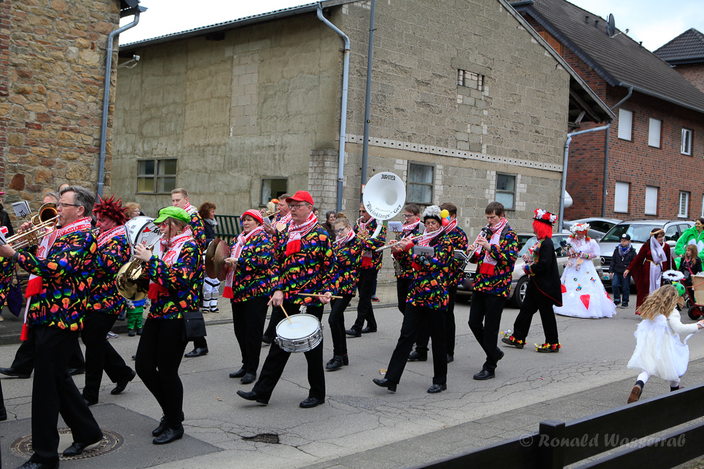 """Der Musikverein """"Rheinklänge Gey"""""""
