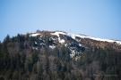 Schnee auf dem Herzogenhorn
