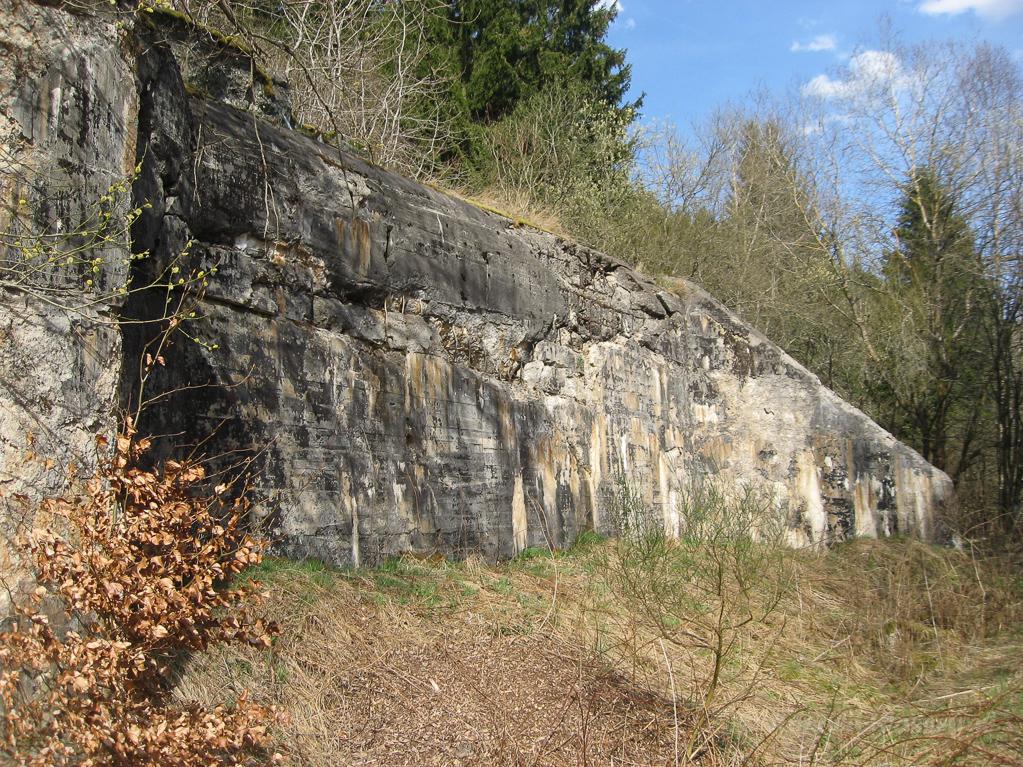 Bunker im Fuhrtsbachtal