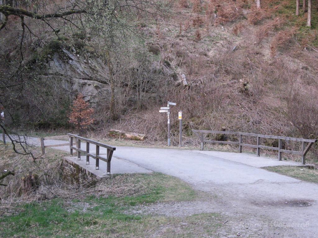 Brücke am Fuhrtsbach