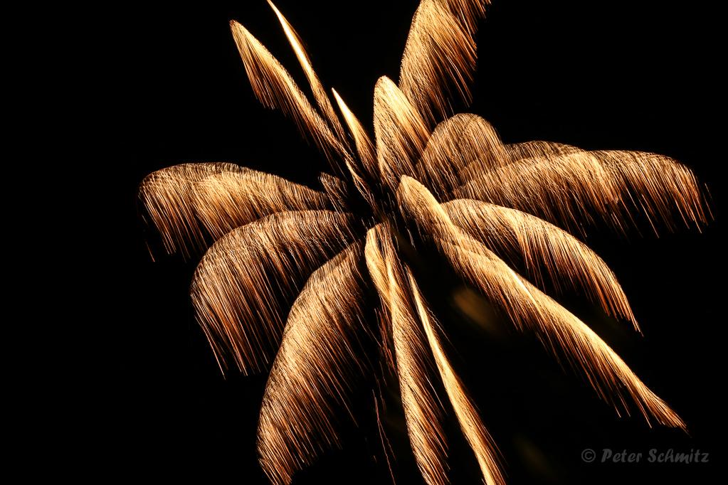 Das Feuerwerk der Schlemmermeile Höchenschwand Foto: Peter Schmitz