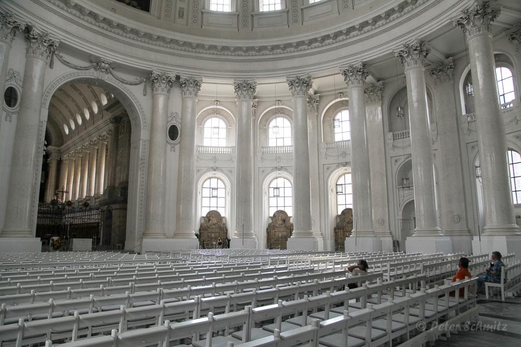 Im Dom von St. Blasien Foto: Peter Schmitz