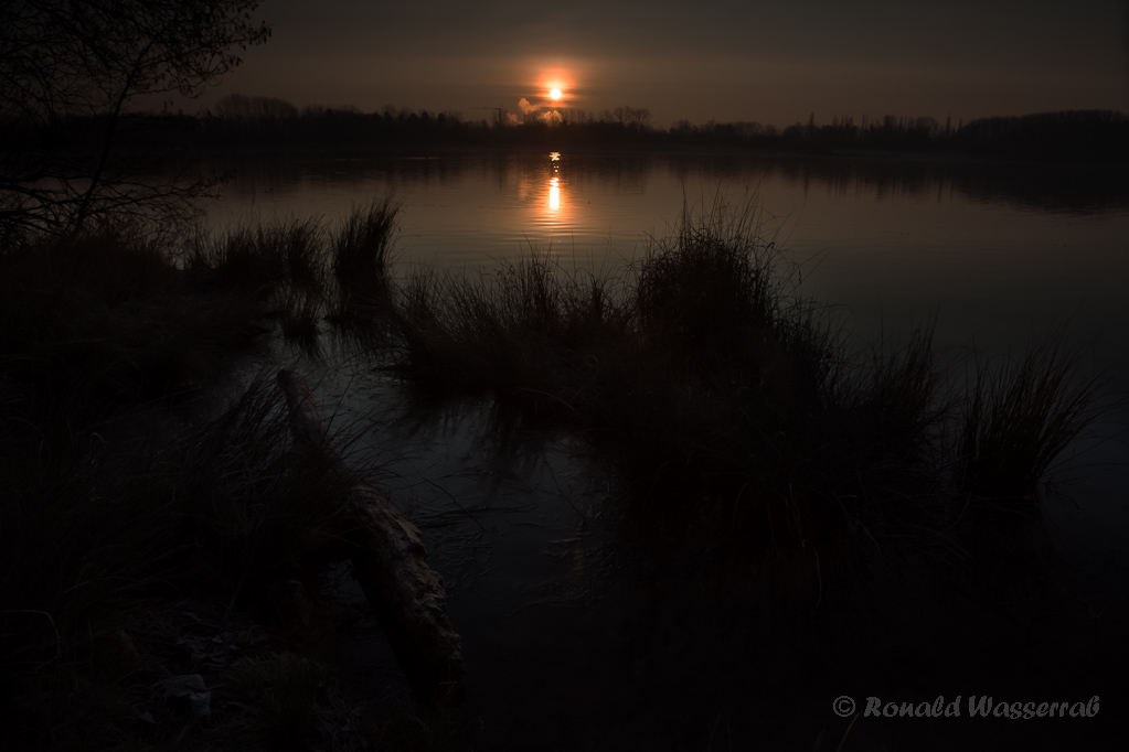 Immer höher steigt die Sonne am Badesee
