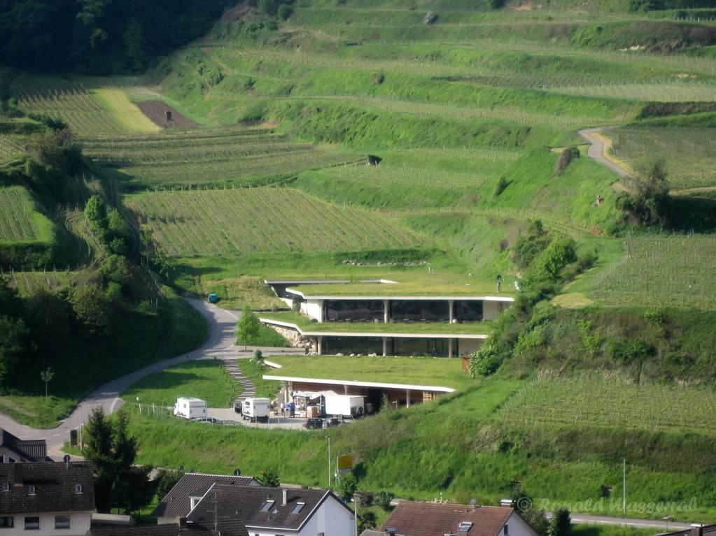 Das neue Weingut Keller in Oberbergen