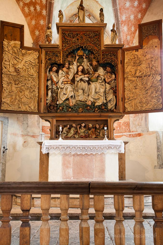 Schnitzaltar St. Michael Niederrotweil