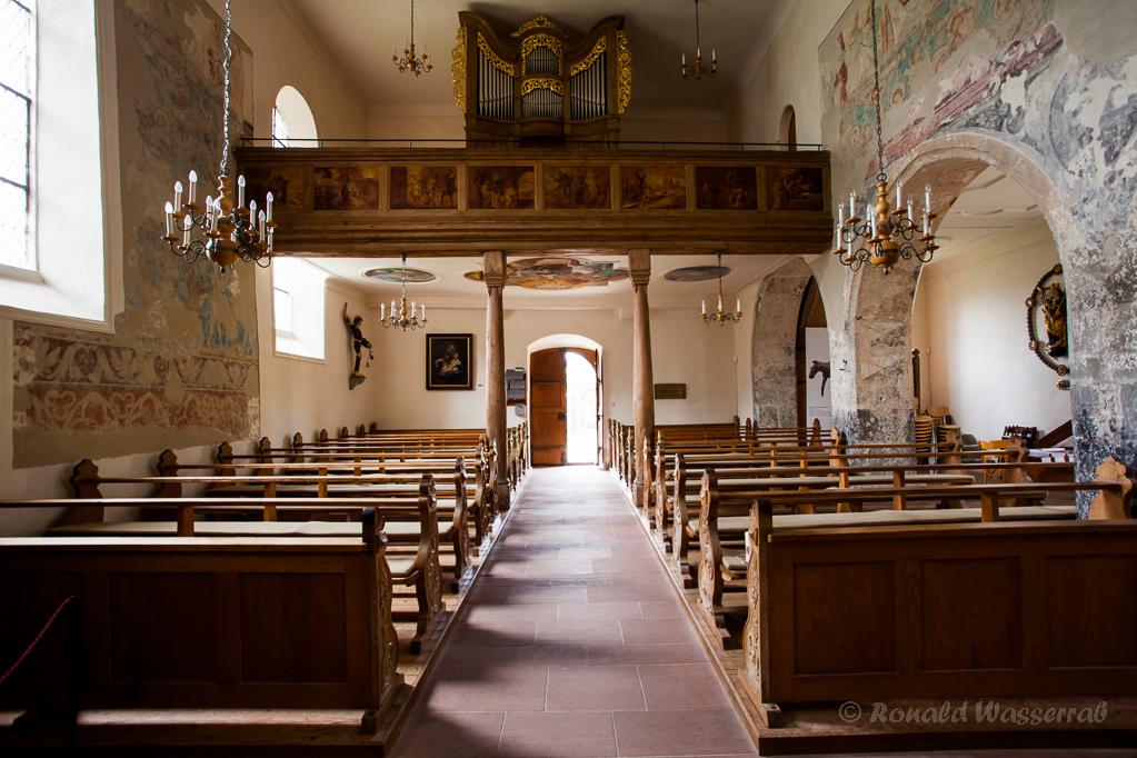 Pottier-Orgel St. Michael Niederrotweil