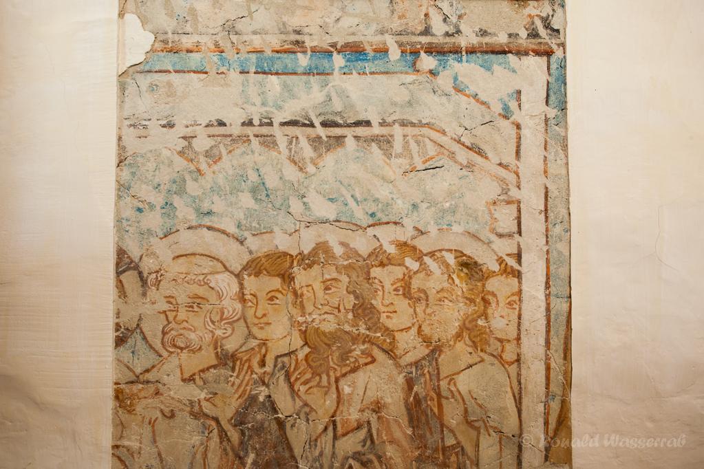 Alte Wandmalerei St. Michael Niederrotweil