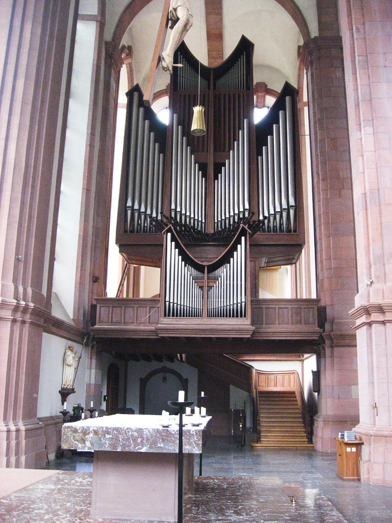 Die Klais-Orgel