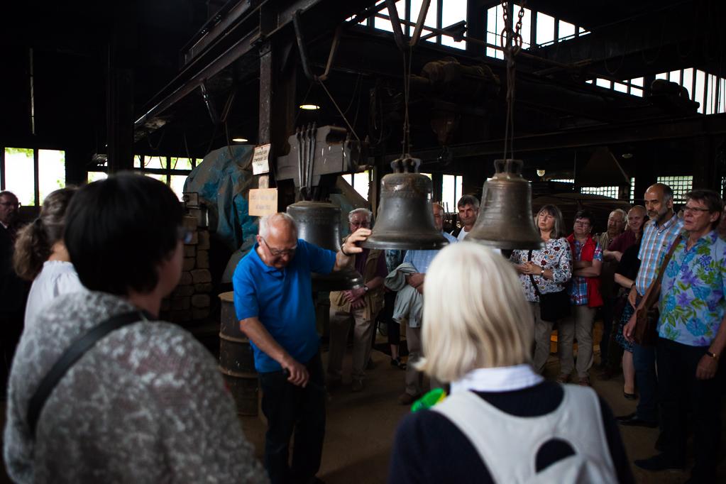 Der unterschiedliche Klang von Glocken