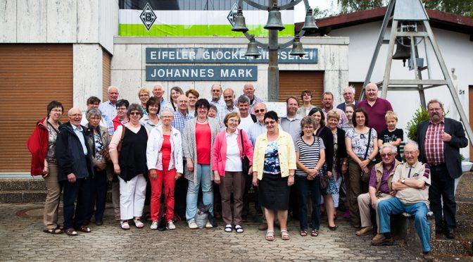 Apparatus musico-organisticus und Apparatus aedituus – Ausflug der Kirchenmusiker und Sakristane der Region Eifel