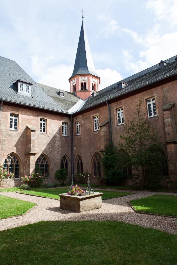 Im Kloster Steinfeld