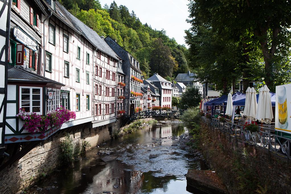 Fachwerk in Monschau