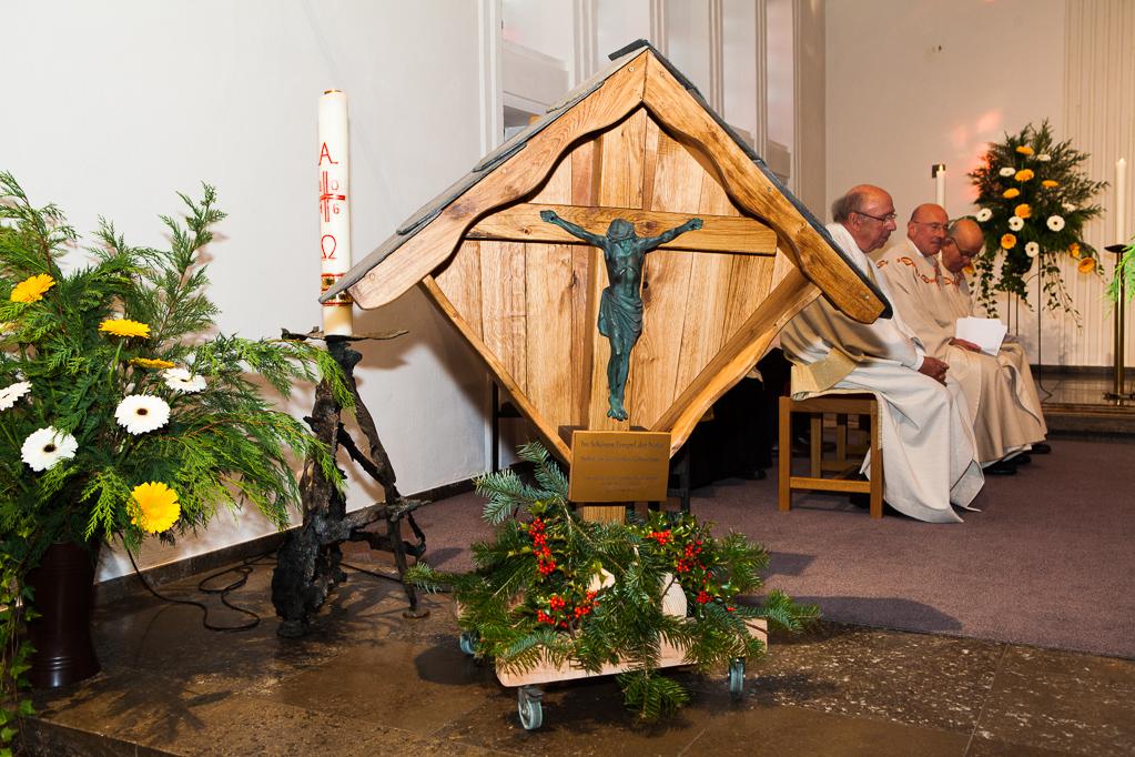 Das Kreuz der Ortsvereine