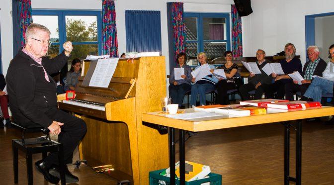 Für Herz und Stimme: Chortag mit Professor Matthias Kreuels