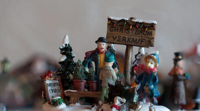 Ein Weihnachtsmarkt-Besuch oder: Wi wisch ju ä märri krissmäss änd ä häppi nju jier