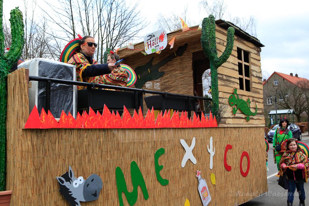 Die Hölle von Mexiko