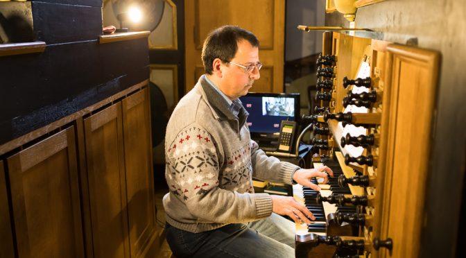 Himmlische Klänge: Andreas Warler und die König-Orgel von Steinfeld