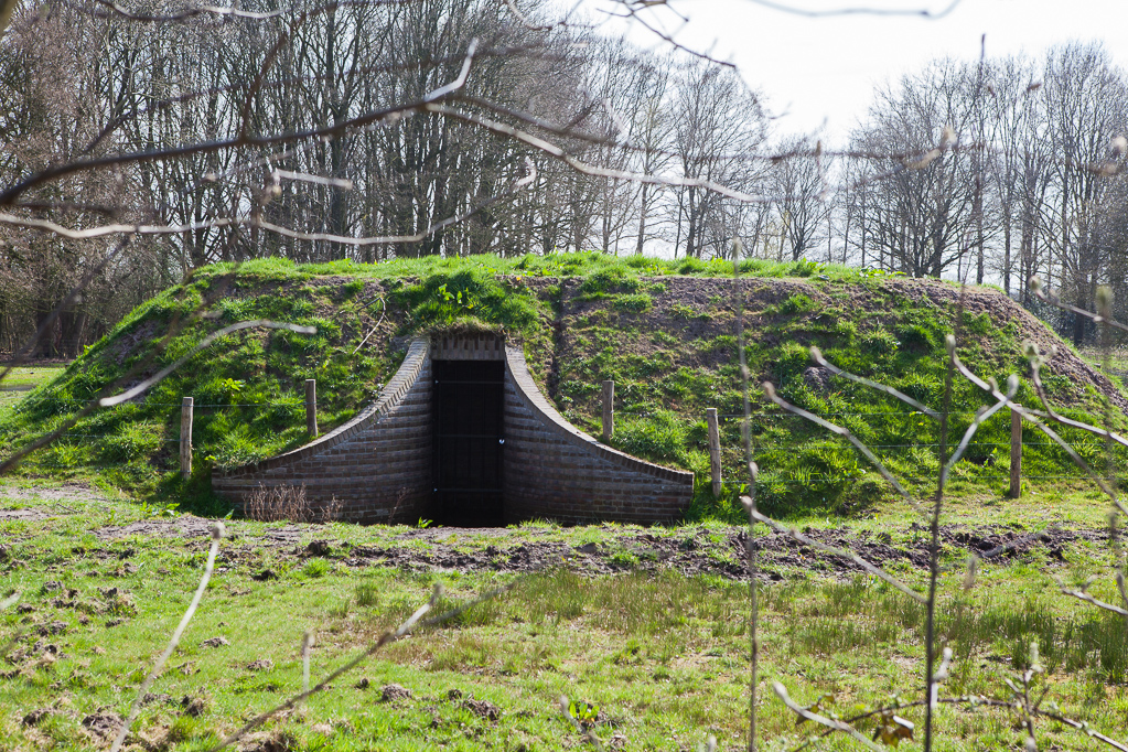 Fledeermaus-Bunker
