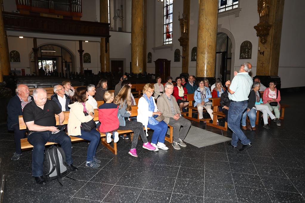 Orgelführung mit Andreas Cavelius