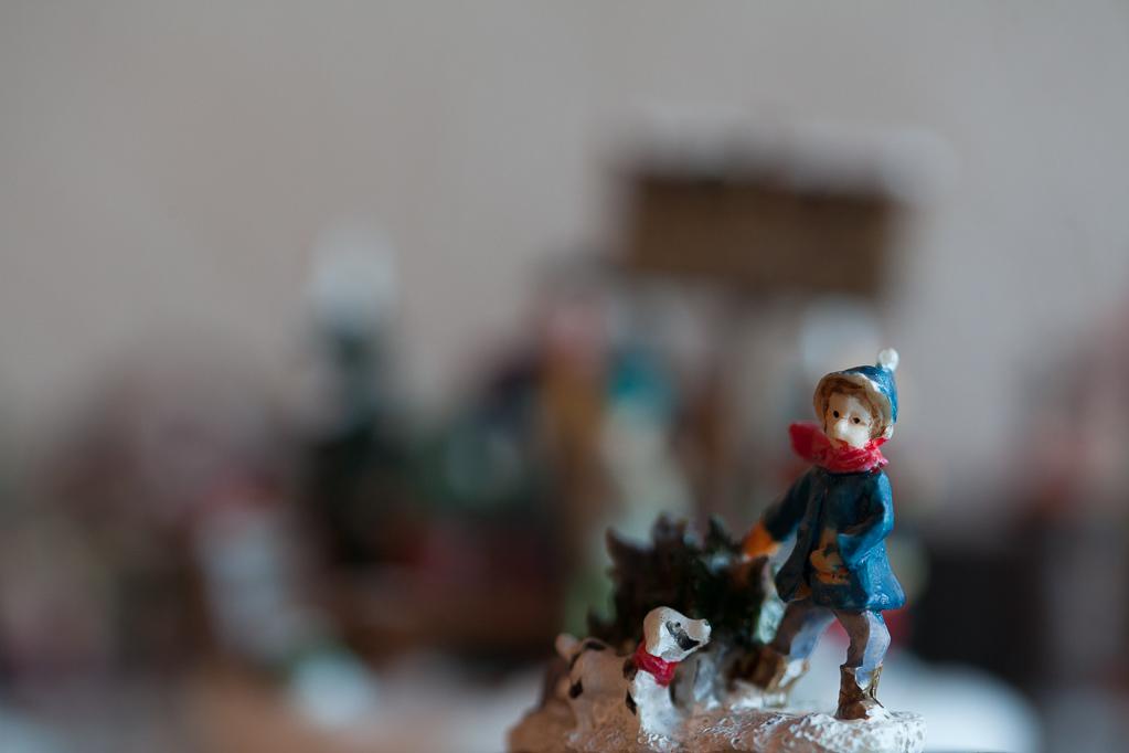 Figurengruppe Vordergrund