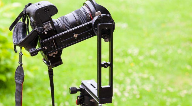 Mehrzeiliger Nodalpunktadapter mit Kamera