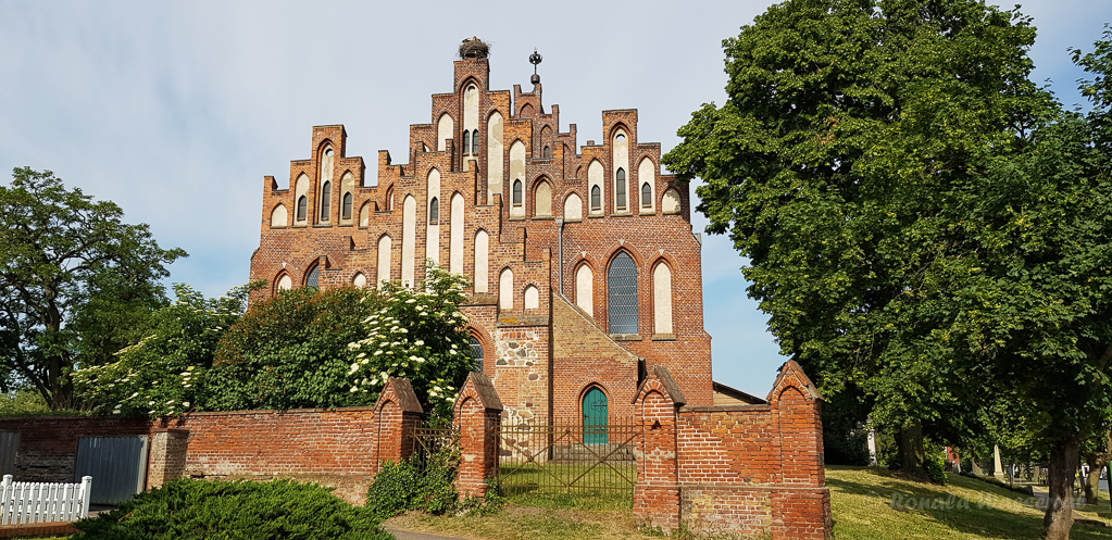 Kirche in Linum