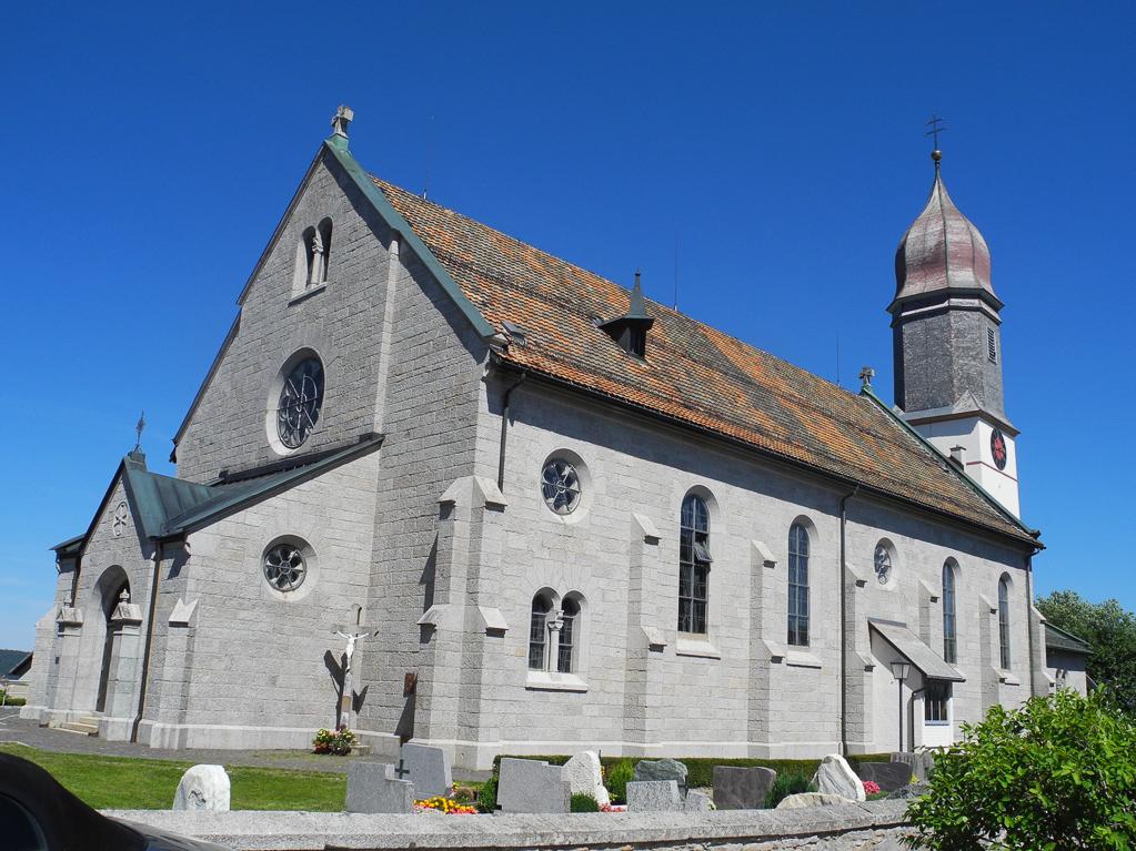 St. Michael (Foto: Heinz-Dieter Hannes)
