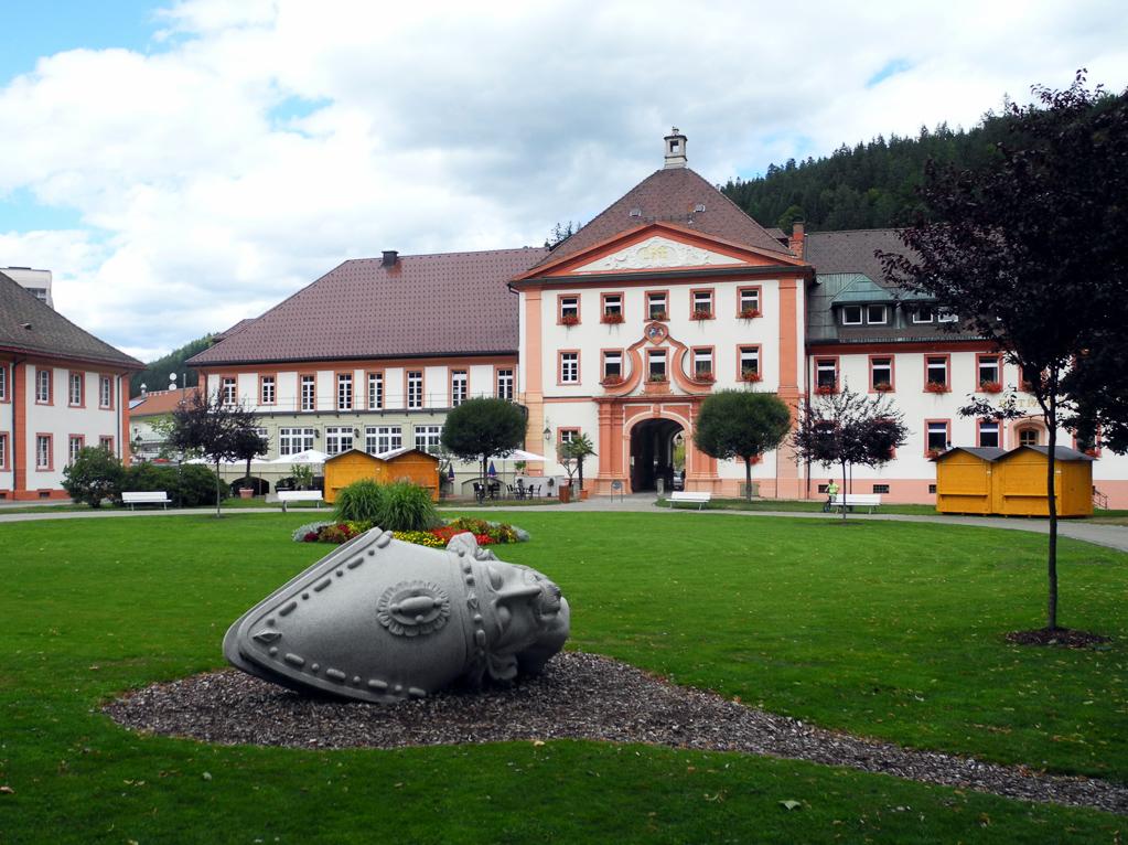 Rathaus in St. Blasien (Foto: Heinz-Dieter Hannes)