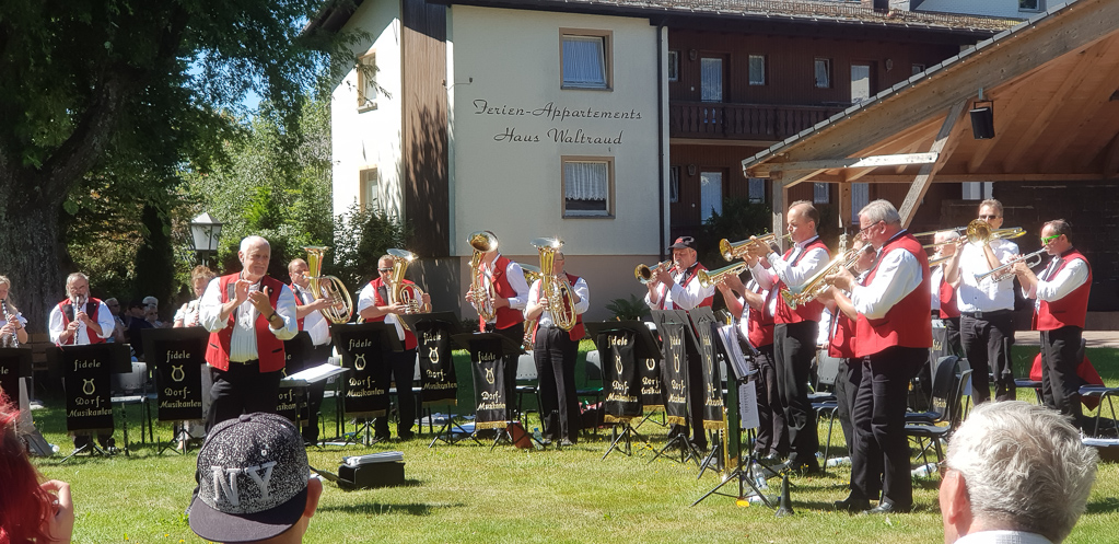 Konzert im Kurgarten