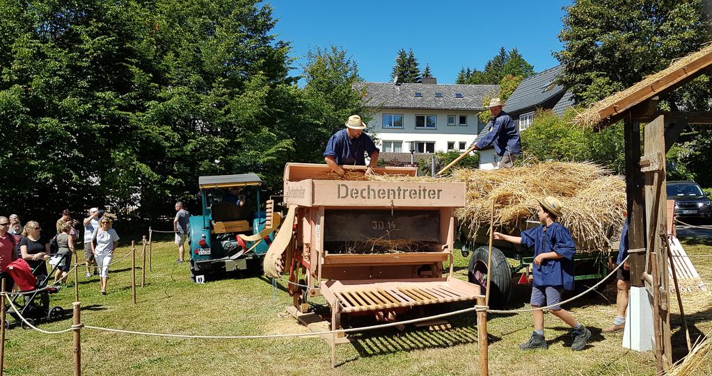 Drescherburschen Estelberg