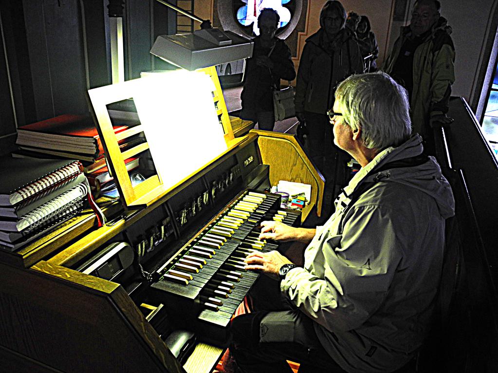 Orgelkonzert (Foto: Heinz-Dieter Hannes)