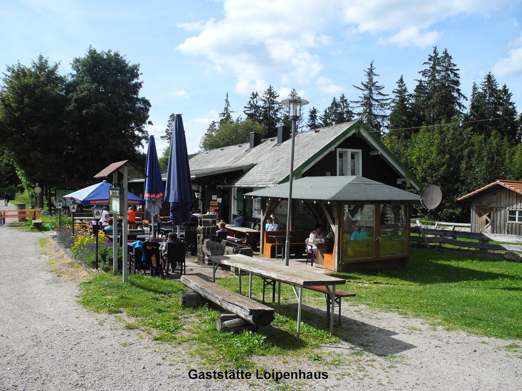 Loipenhaus Höchenschwand (Foto: Heinz-Dieter Hannes)