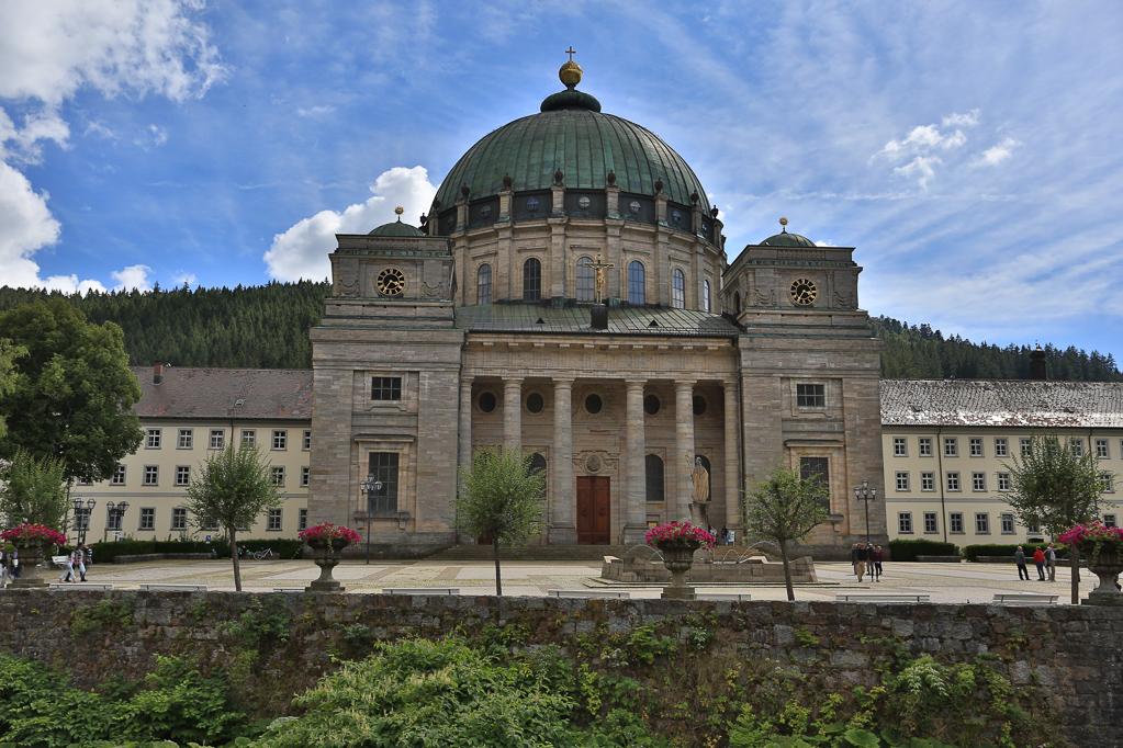 Dom in St. Blasien (Foto: Peter Schmitz)