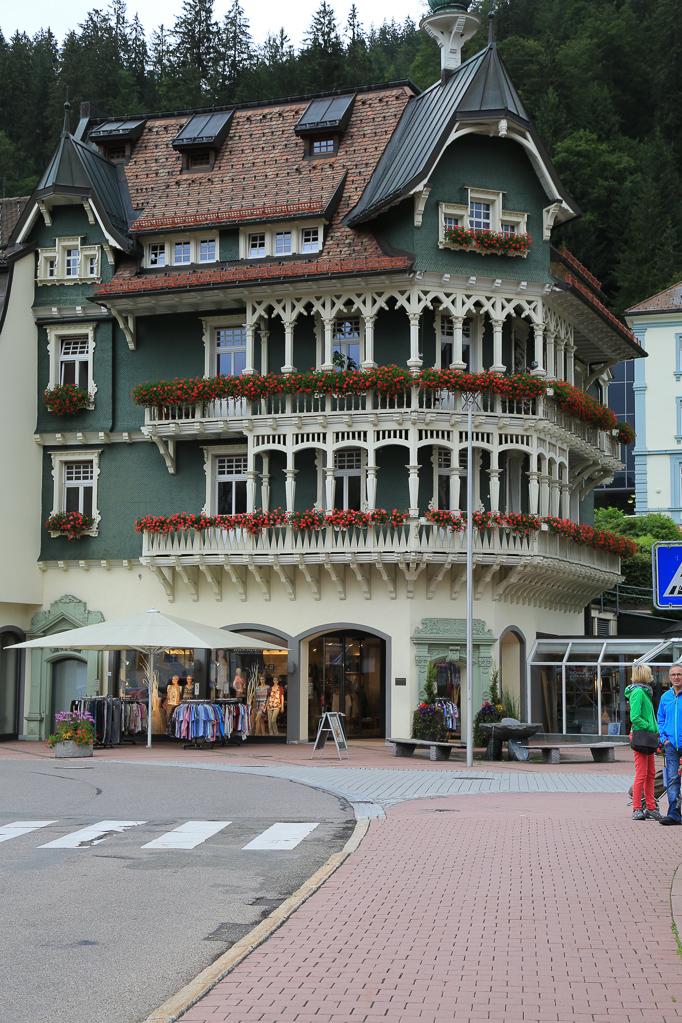 Schmidt-Arkaden (Foto: Peter Schmitz)